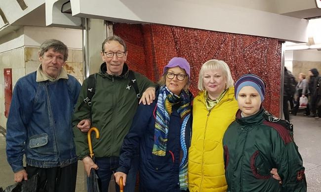 encontrar un padre biológico y otros parientes en Ucrania